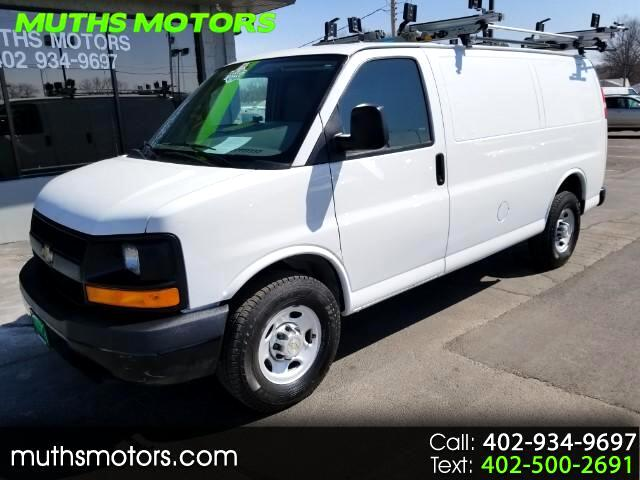 2012 Chevrolet Express 2500 Cargo ***ONE OWNER-NICE LADDER RACKS!!!***