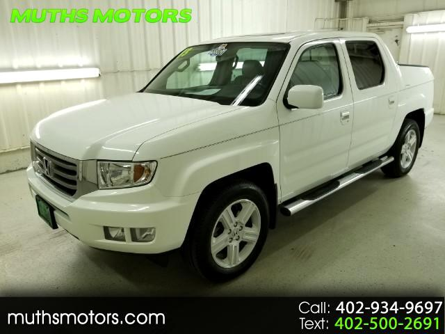 2013 Honda Ridgeline RTL w/ Leather and Navigation