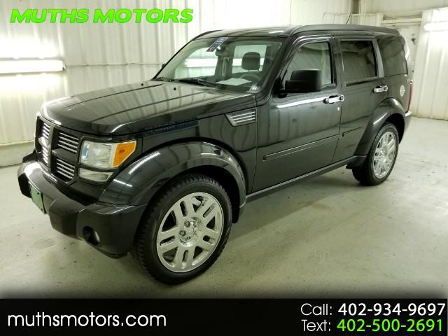"2011 Dodge Nitro Heat 4WD ***LOW MILES/20"" CHROME WHEELS!!***"