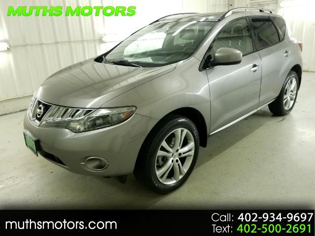 2010 Nissan Murano SL ***ONE OWNER!!***