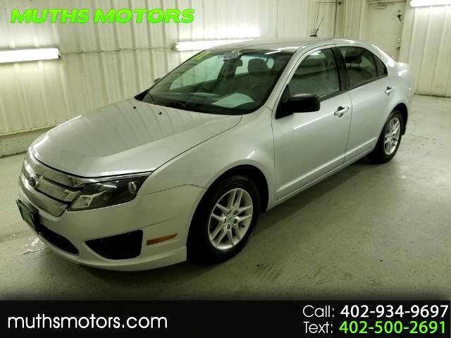 2012 Ford Fusion S ****ONE OWNER****