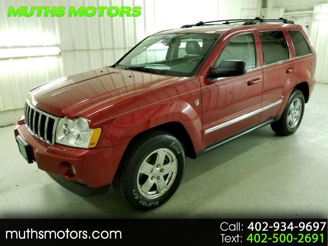 2005 Jeep Grand Cherokee Limited 4WD ***DVD / Low Miles!!!***