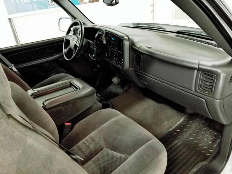 2006 Chevrolet Silverado 2500HD LT1 Ext. Cab 4WD
