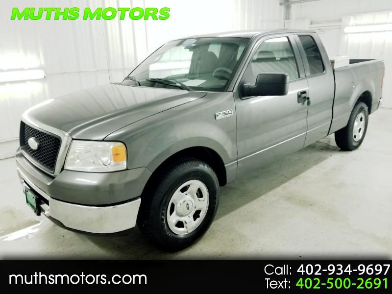 2007 Ford F-150 XLT SuperCab Short Box 2WD