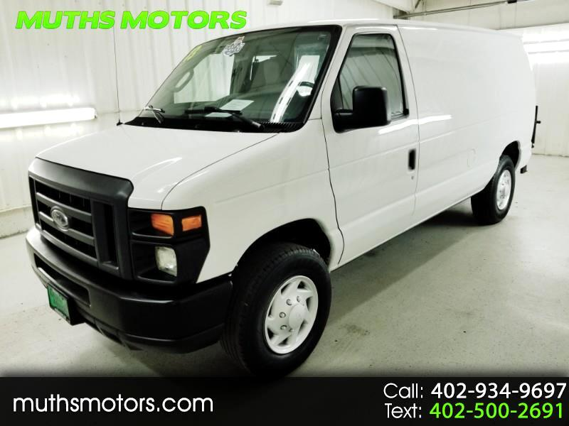 2013 Ford Econoline E-250 With Tommy Lift