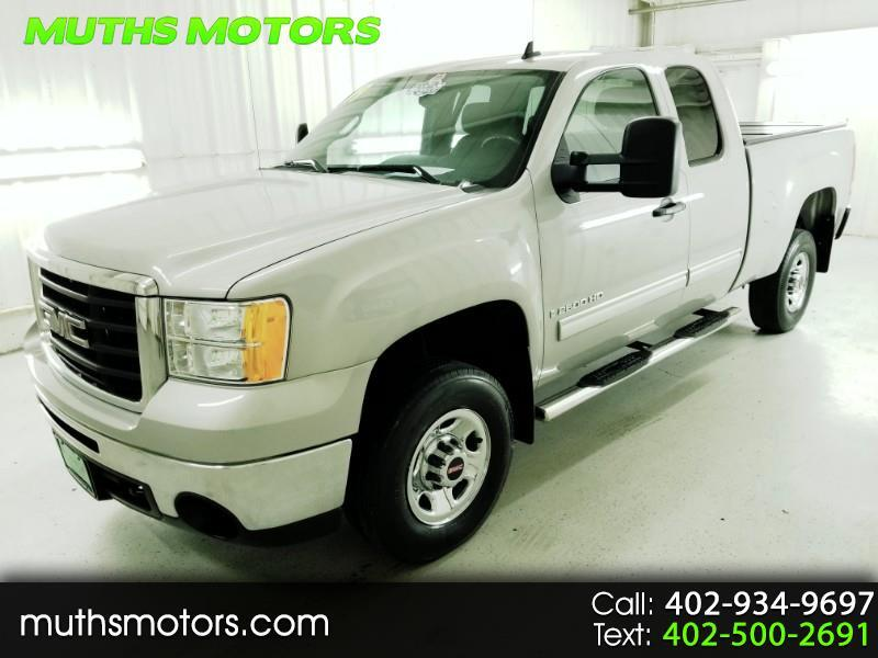 2009 GMC Sierra 2500HD SLE Ext. Cab Std. Box 2WD