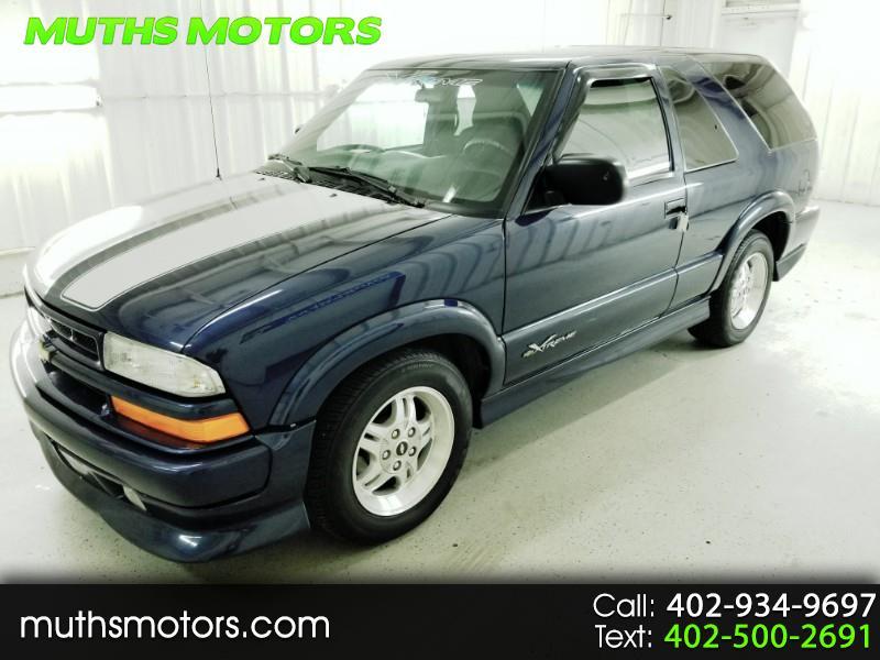 2002 Chevrolet Blazer 2-Door 2WD Xtreme