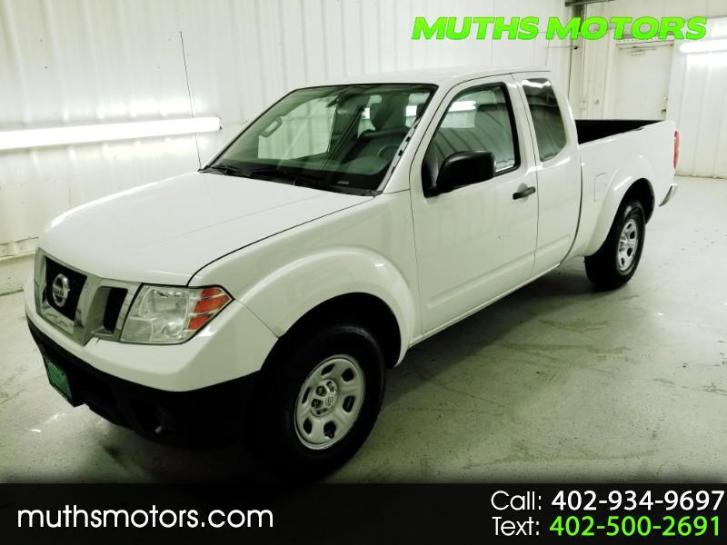 2013 Nissan Frontier SV I4 King Cab 2WD