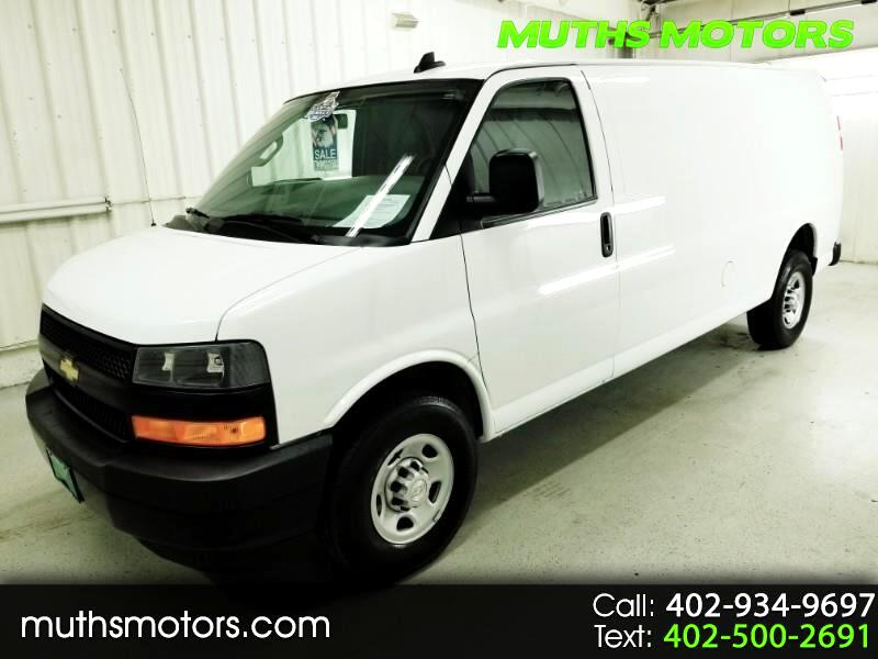 Chevrolet Express 2500 Cargo Extended 2018