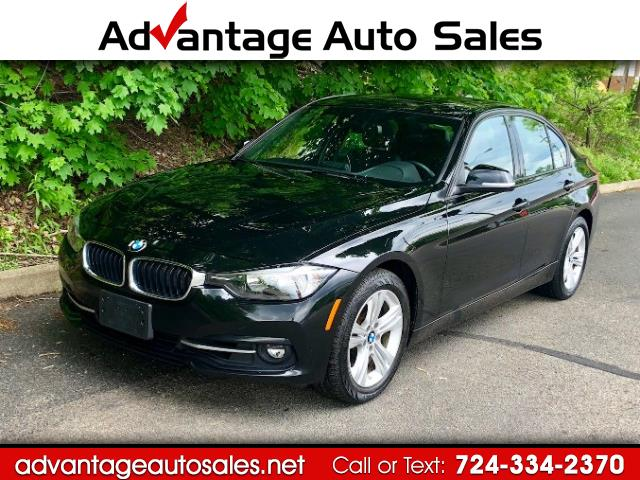 2016 BMW 3-Series 328i xDrive Sedan
