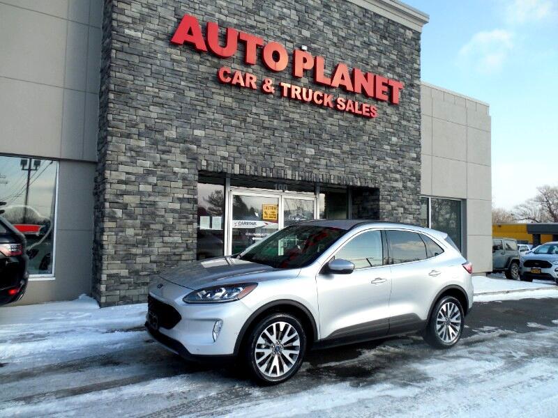 Ford Escape Titanium 4WD 2020