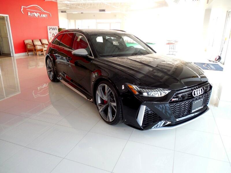 Audi RS6 Avant quattro 2021