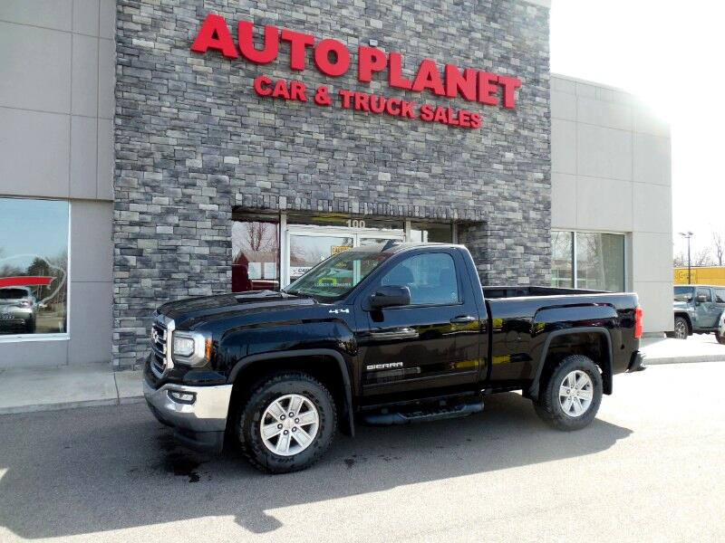 GMC Sierra 1500 SLE Long Box 4WD 2018