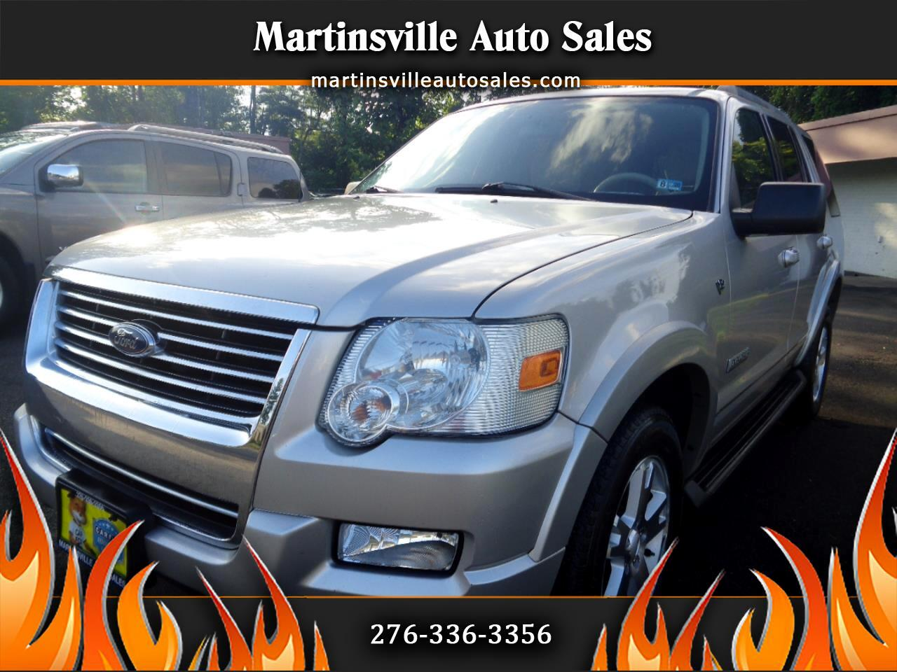 2007 Ford Explorer XLT 4.6L 2WD