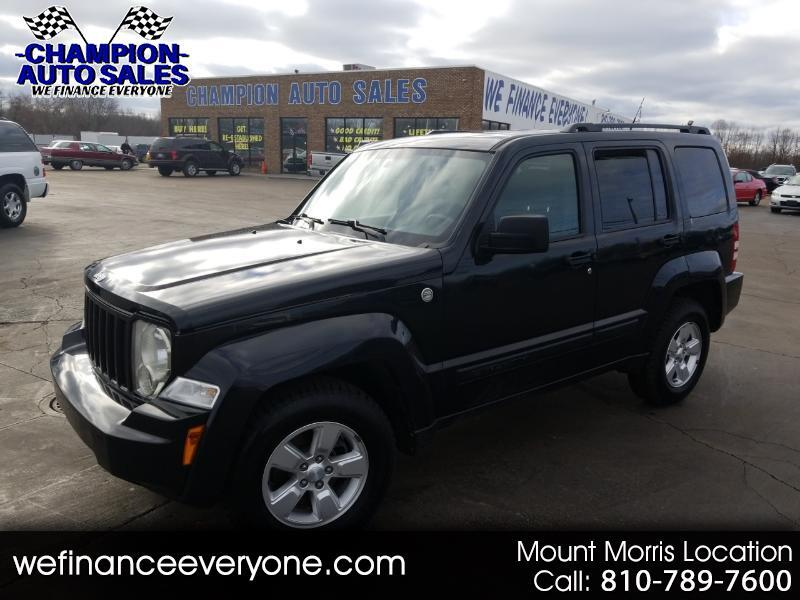 2011 Jeep Liberty 4dr Limited 4WD