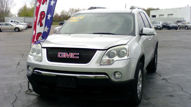 2011 GMC Acadia SLE-2 FWD