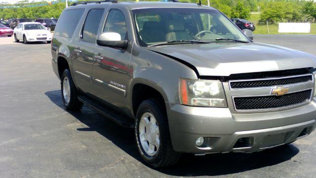 2007 Chevrolet Suburban LS 1500 4WD