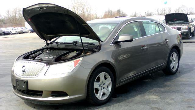 2010 Buick Allure CXL V6