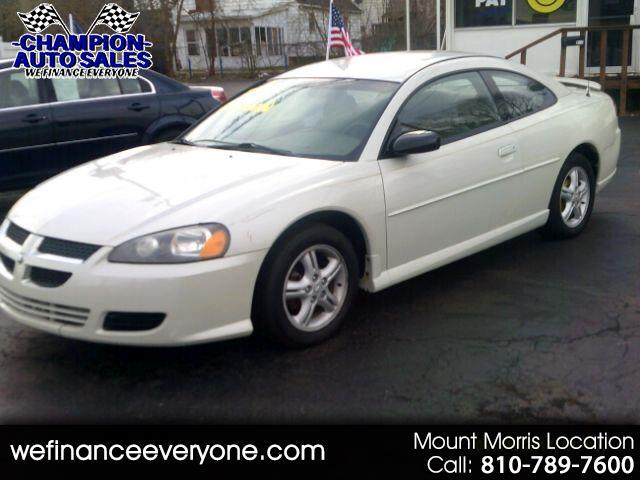2005 Dodge Stratus SXT Coupe