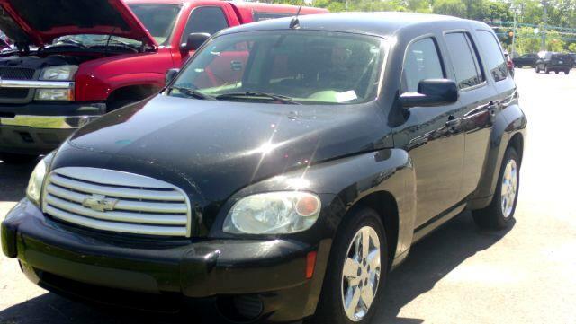 2010 Chevrolet HHR LT1