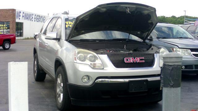 2010 GMC Acadia SLE AWD