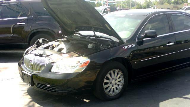 2007 Buick Lucerne CX