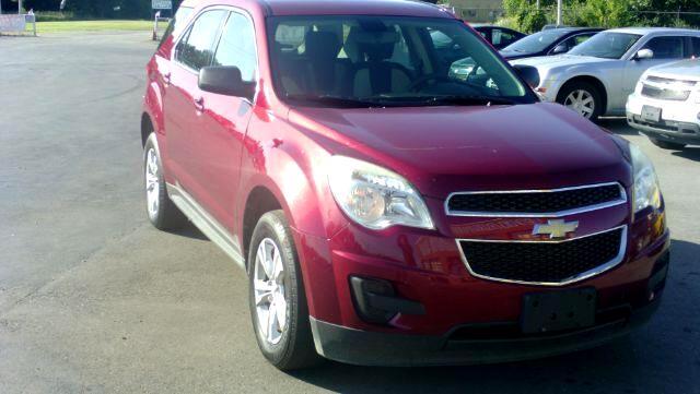 2010 Chevrolet Equinox LS FWD