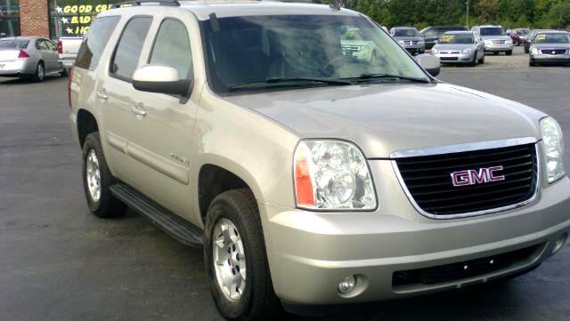 2008 GMC Yukon SLT-2 4WD