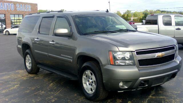 2007 Chevrolet Suburban LT1 1500 4WD