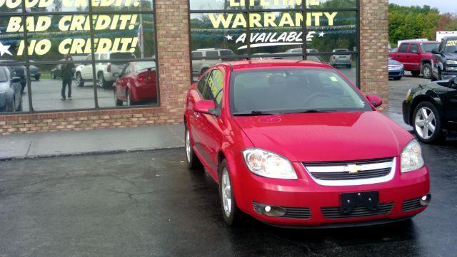 2010 Chevrolet Cobalt LT1 Coupe