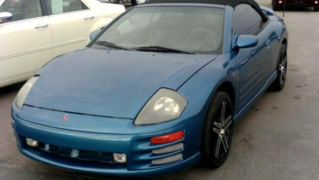 2001 Mitsubishi Eclipse GT Spyder