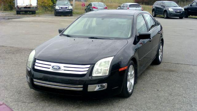 2007 Ford Fusion V6 SEL AWD