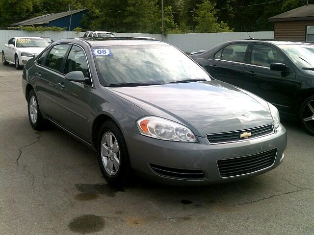 2008 Chevrolet IMPALA LS Base
