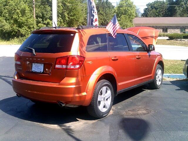 2011 Dodge Journey Mainstreet