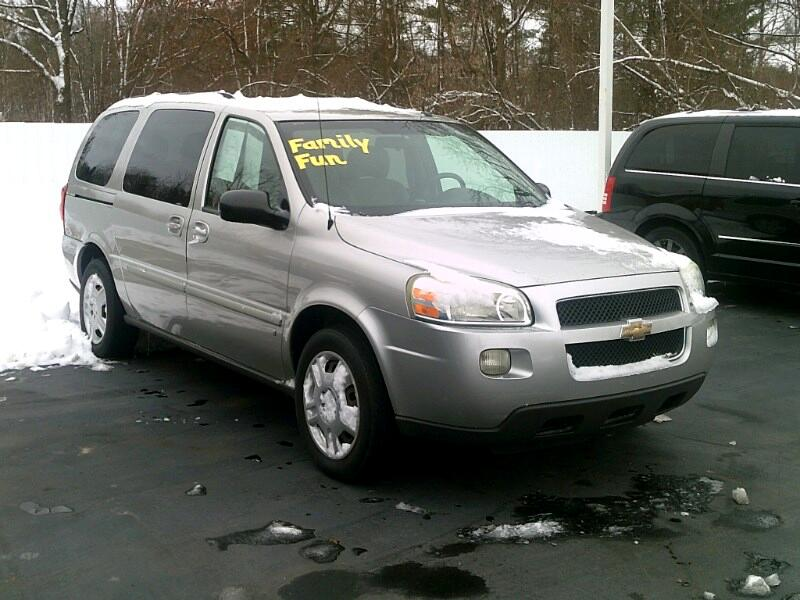 2009 Chevrolet Uplander LT Ext. 1LT