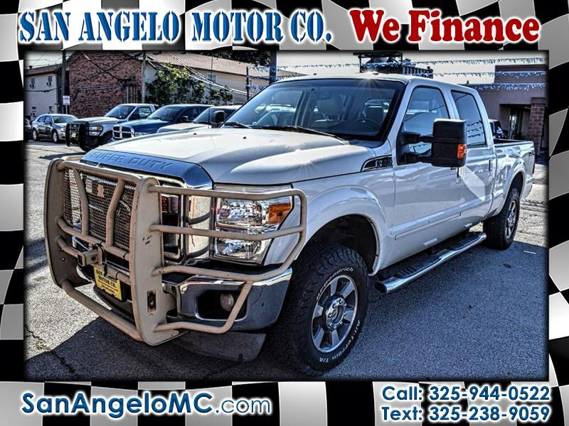 Ford F-250 SD XLT Crew Cab Long Bed 4WD 2011