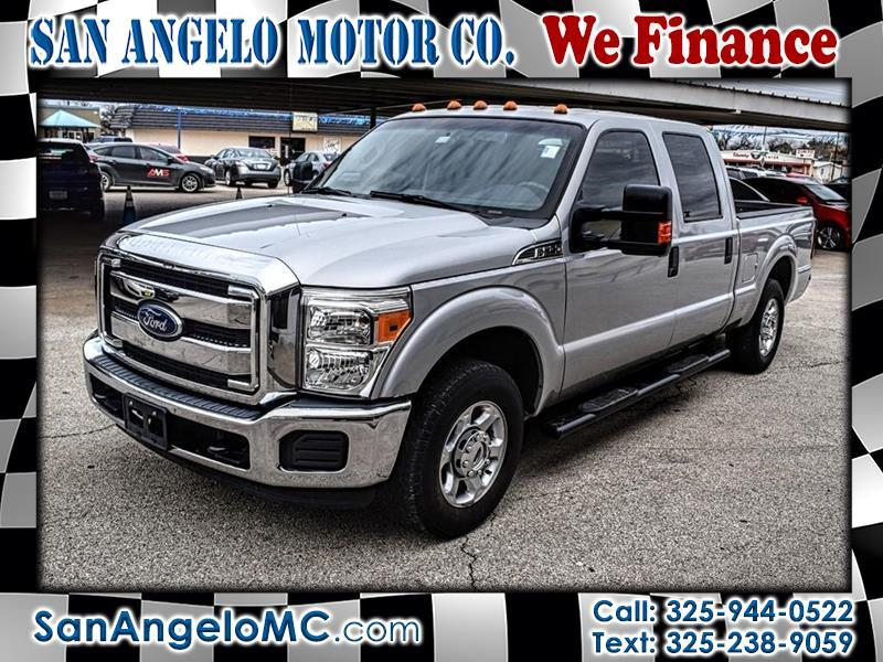 Ford F-250 SD King Ranch Crew Cab 2WD 2013