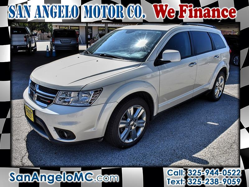 Dodge Journey Limited 2014