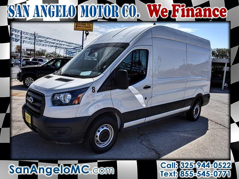 Ford Transit 250 Van Low Roof w/Sliding Pass. 130-in. WB 2020