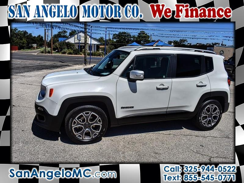 Jeep Renegade Limited FWD 2018