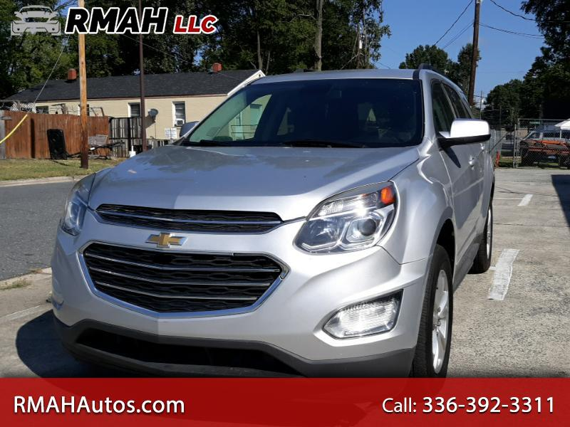 2017 Chevrolet EQUINOX LT Base