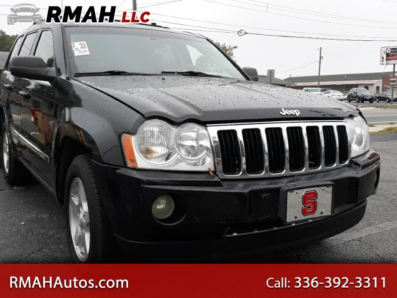 2005 Jeep Cherokee 4dr Limited
