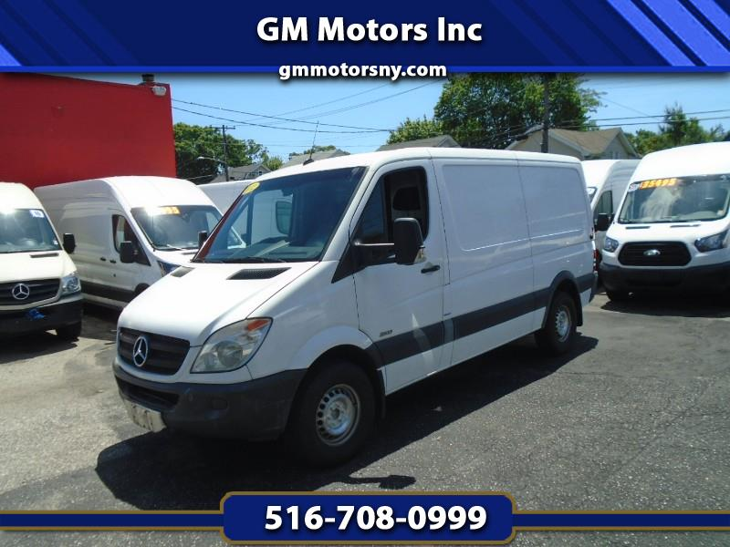 2012 Mercedes-Benz Sprinter Cargo Vans 2500 144""