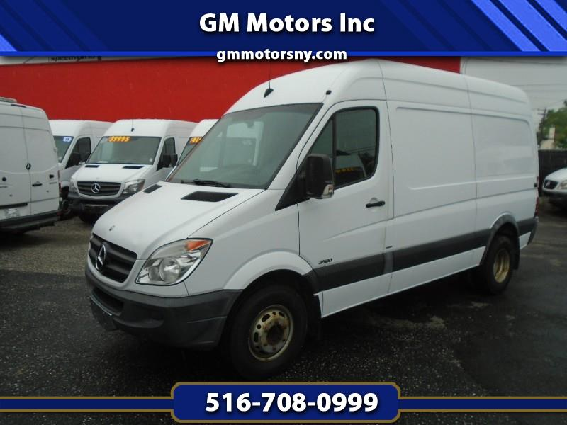 2012 Mercedes-Benz Sprinter Cargo Vans 3500 144""