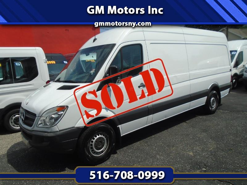 2012 Mercedes-Benz Sprinter Cargo Vans 2500 170""