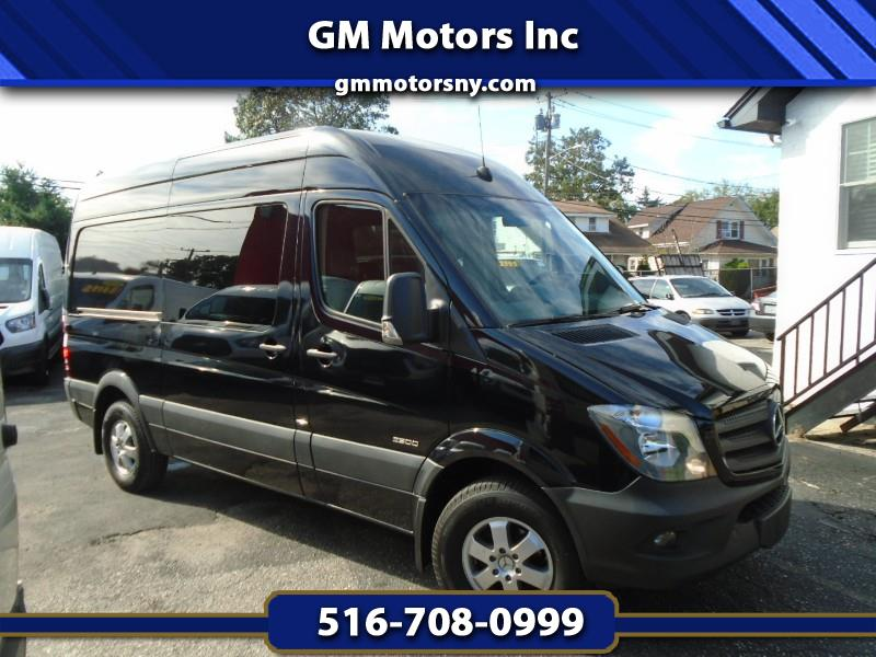 2016 Mercedes-Benz Sprinter Vans 2500 144