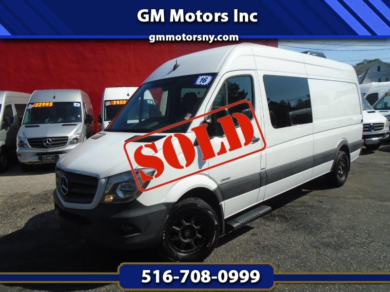 2016 Mercedes-Benz Sprinter Vans RWD 2500 170