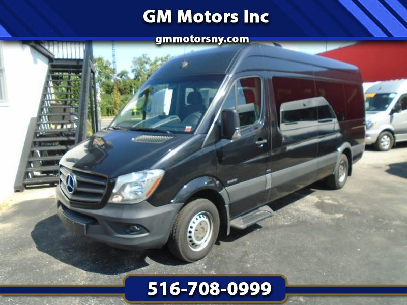 "2016 Mercedes-Benz Sprinter RWD 3500 170"" EXT 15 PASSENGER"