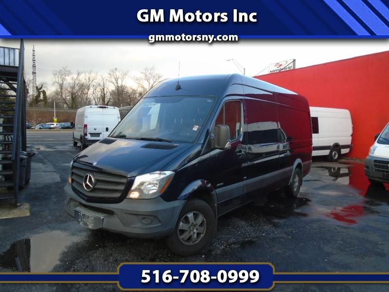 "Mercedes-Benz Sprinter Cargo Vans 2500 170"" 2014"