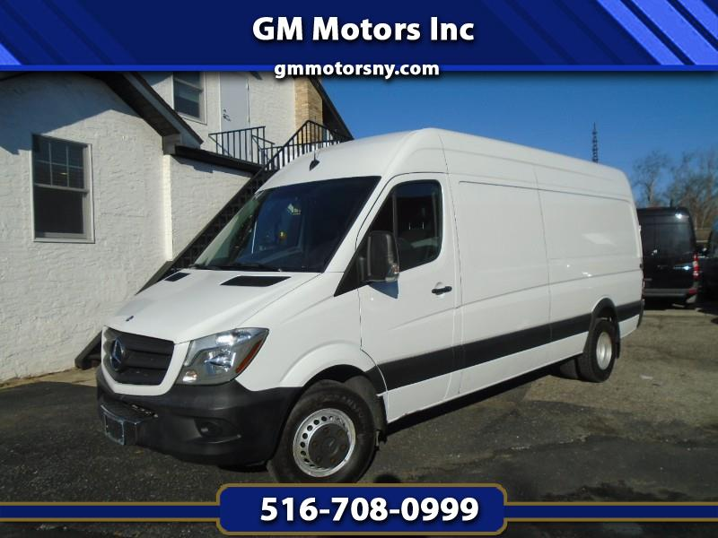 "Mercedes-Benz Sprinter Cargo Vans 3500 170"" 2014"